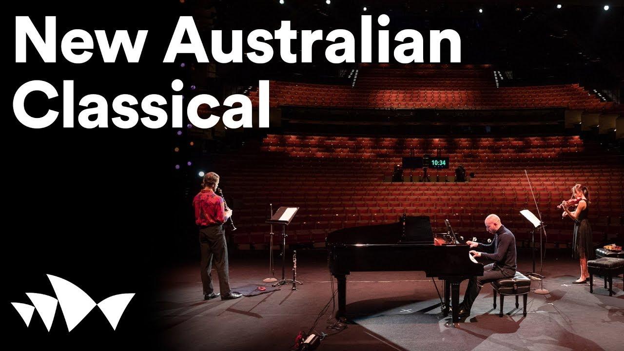 New Australian Classical: Anna Da Silva Chen, Oliver Shermacher & Vatche Jambazian | Digital Season