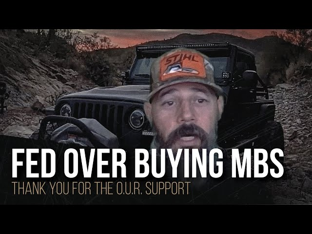 Fed over buying MBS