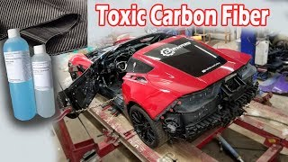 Rebuilding a Wrecked 2016 Corvette Z06 (Part 6)