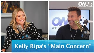 "Kelly Ripa's ""Main Concern"" About Lola Going to College Is So Relatable 