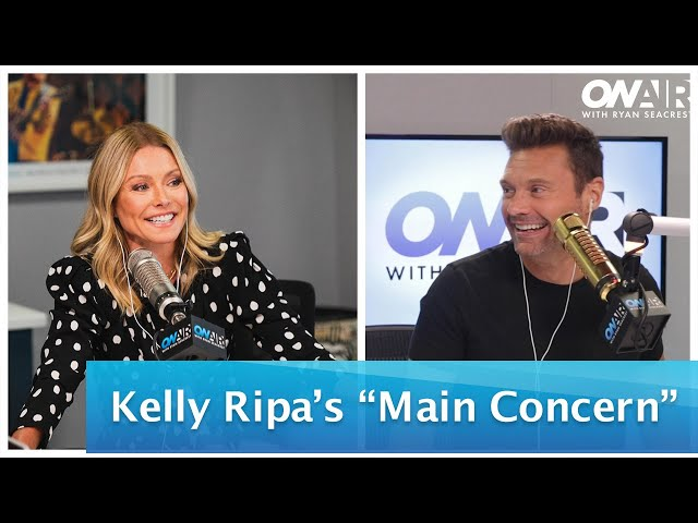 """Kelly Ripa's """"Main Concern"""" About Lola Going to College Is So Relatable 