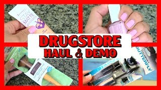 Drugstore Makeup Haul & Review: Rimmel Stay Matte, Essie, Butterfly Mascara, Revlon Whipped
