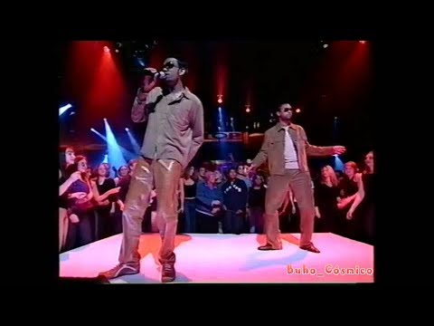 It Wasn't Me - Shaggy & Rikrok - Top of Pops 2010 - Subtitulado en Español