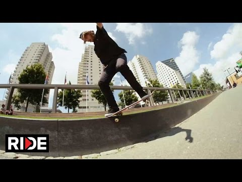 Lakai Netherlands - A Weekend in Rotterdam