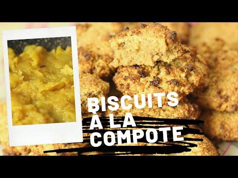 biscuits-à-la-compote-de-pommes-maison-:-sans-beurre,-sans-œuf,-sans-sucre-|-lundi-vert-n°61