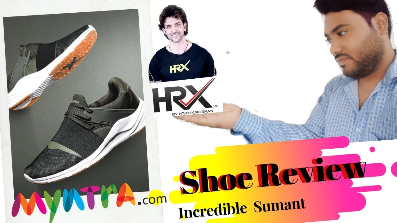 Mynta Haul | Hrithik Roshan Brand