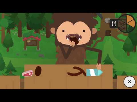 Sneaky Sasquatch: GET WILD, GET MESSY with this first look on Apple Arcade