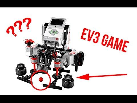 EV3 GAME | Lego Mindstorm EV3 cup scrambler