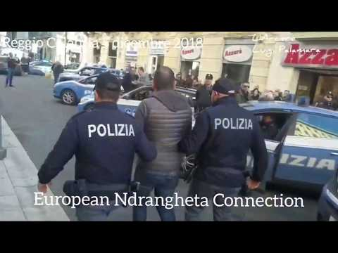 "Operazione (Pollino) ""European'ndrangheta connection"""