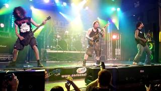 Nuclear Assault @ Carioca Club, São Paulo, 30.07.2011 - pt. 1/5 - full concert