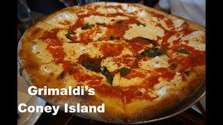 Grimaldi's Coney Island (Brooklyn) - A Pizza New York