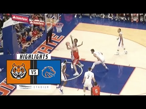 Idaho State vs. Boise State Basketball Highlights (2018-19) | Stadium