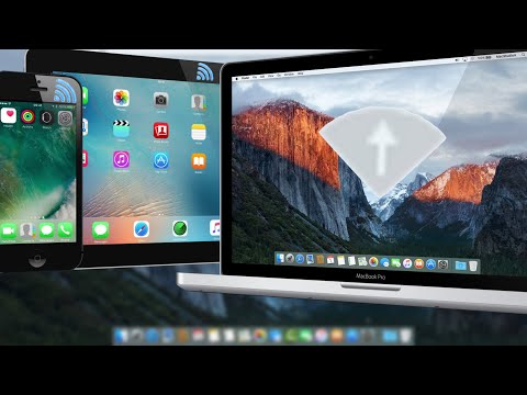 How To Turn Your Mac into Wi-Fi Hotspot
