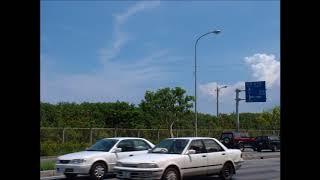 沖縄・車窓からの景色と海☆2001年7月 thumbnail