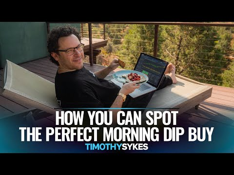How You Can Spot the Perfect Morning Dip Buy