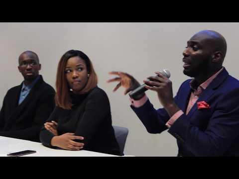 Sound Words Live Q&A @ Kingston University