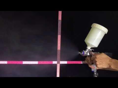 RPH 1000 Sawey Brand Automotive Refinishing Spray Gun NEW