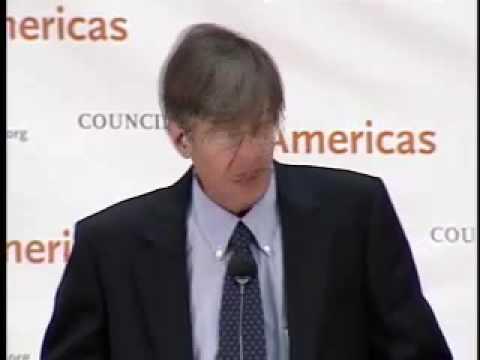 Council of the Americas: Deputy Secretary Steinberg