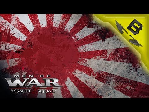Imperial Japanese Arm...MORTARS! - Men Of War Assault Squad 2 Robz Mod Multiplayer Gameplay