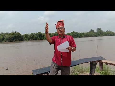 Puisi Taman Wisata Impian Okura Karya Pak Idang Tanjak Youtube