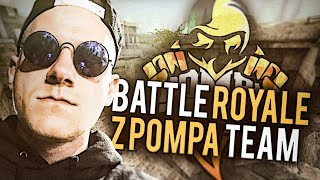 BATTLE ROYALE Z POMPA TEAM