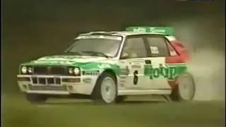 Andrea Aghini  Lancia delta 92 93 Group A