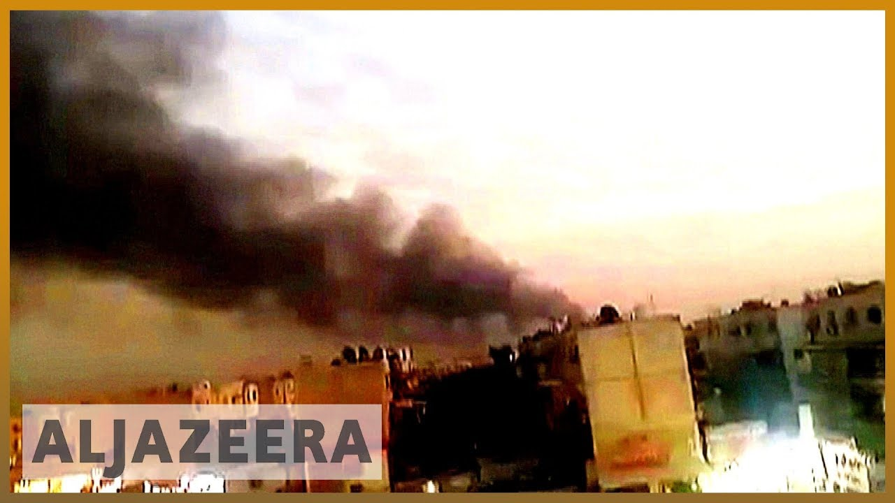 AlJazeera English:Blast strikes military base in Iraq's Baghdad