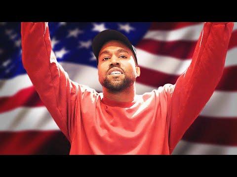 Kanye West Will Run White House Like It's Wakanda If He Wins 2020 Election