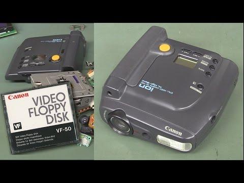 EEVblog #937 - Retro Canon Still Camera Teardown!