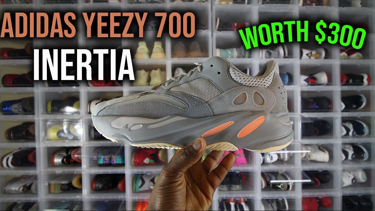 2d2ebff9e Adidas Yeezy Boost 700 Inertia Review! - YouTube