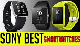 3 Best sony smartwatches For Android 2019   Best Sony Smartwatch