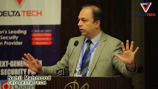 CYBER SECURITY TRANSFORMATION TRAINING VIDEO (LAHORE, JULY 20TH, 2018)