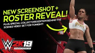 WWE 2K19: New Screenshot Revealed, More On Roster Reveal & Collectors Photo Shoot!
