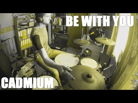 """Cadmium - Be With You (feat. Grant Dawson)"" [NCS] Drum Cover/Remix"