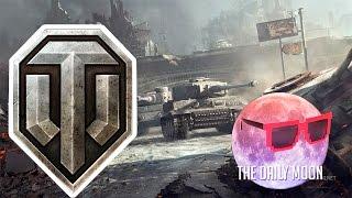 World of Tanks - нарезка моментов #01