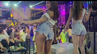 Marmaris Bar Street | Russian Girls Having Crazy Fun TURKEY