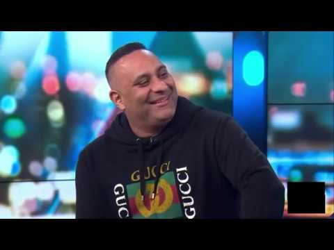 Russell Peters Interview About His Upcoming Tour 2 February 2018