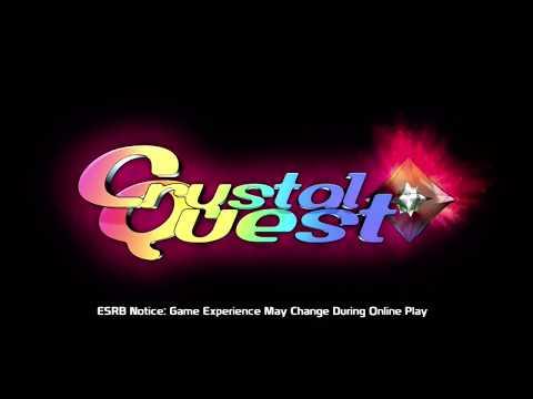 Crystal Quest - Xbox 360 Arcade Gameplay