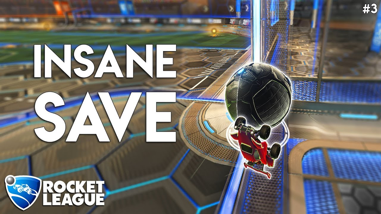 Download The Most INSANE SAVE You'll See In A While! - RL Moments #3