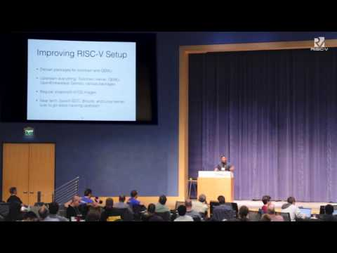Tues1515 - Building the RISC-V Software Ecosystem - Arun Thomas, BAE Systems