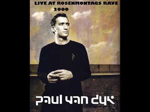 Paul Van Dyk Live At Rosenmontags Rave, Turbinnenhalle, 06.03.2000.