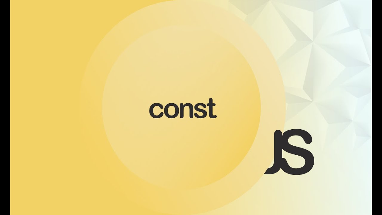 JavaScript const – Full-Stack Feed