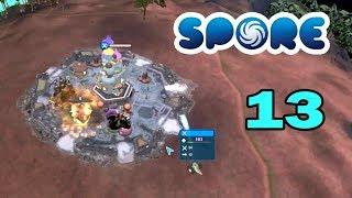 ч.13 Прохождение игры SPORE v4 - Победилка :D