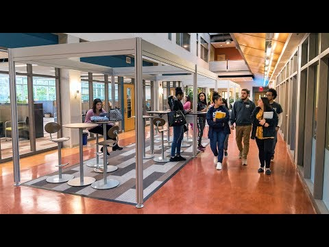 Transformed Center For Academic Success Puts Student Services Front And Center