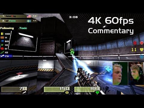 Fatal1ty vs Toxic WSVG 2006 Quake4 GrandFinals Full Video 4k 60fps