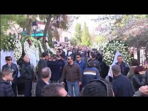 Κηδεία Παντελίδη: Σε λαϊκό προσκύνημα η σορός του στη Νέα Ιωνία live