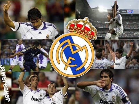Real Madrid 2007/08 picture and music mix