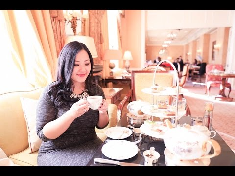 Afternoon Tea at Taj Boston