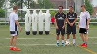 Trick Free Kicks ft. Eden Hazard, W2S, Mariano & Álvaro Odriozola