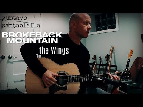 Gustavo Santaolalla: The Wings (Brokeback Mountain) + TAB mp3